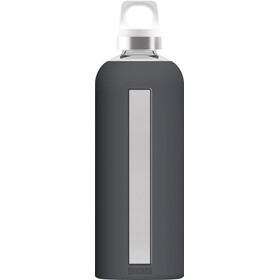 Sigg Star Glas Flaska 0,85l Antracite